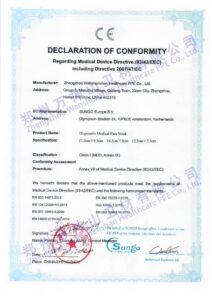 CE-godkendelse af TYPE II mundbind